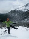 Tyra C. Patagonia camp booties 2011