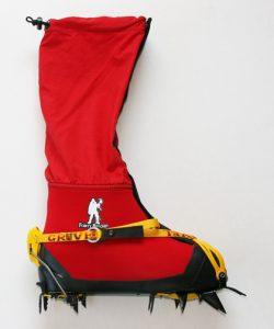 K2 Strap toe flip lever heel