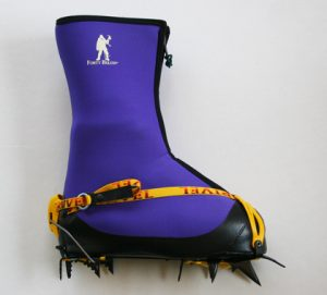 Purple Haze With Strap Toe Flip Lever Heel Binding