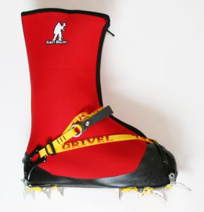 Image of forty below fresh tracks strap on double boot