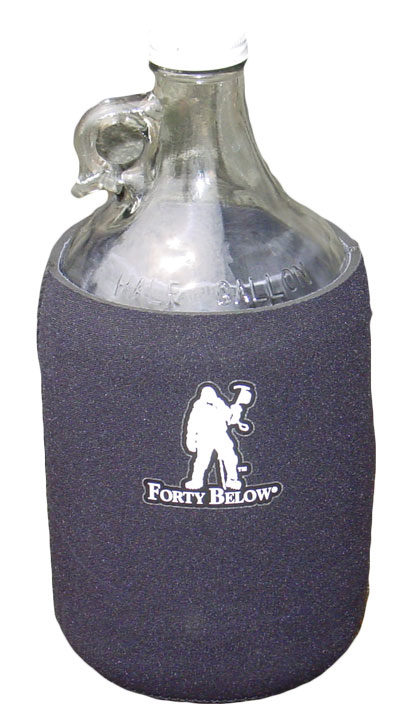 Click to go to the Forty Below Growler Boot page