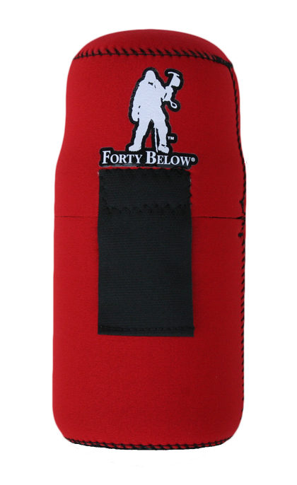 Click here to go to the forty below bottle boot 1 liter product page